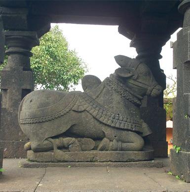 Shiva Mandir in Mahabaleshwar