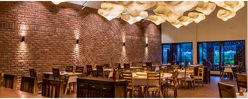 Restaurants by Saj Hotels Pvt Ltd.